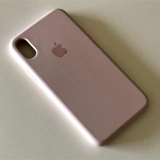 iPhone - *【新品】iPhoneX/XS 純正 シリコンケース *
