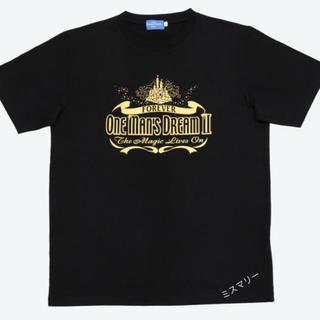Disney - LLサイズ 新品 ワンマンズドリーム ワンマン Tシャツ ラクマパック匿名追跡可