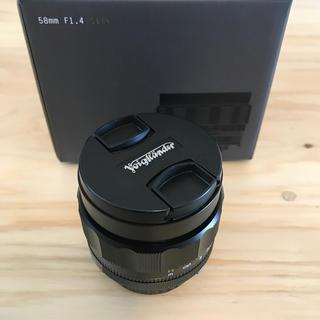 Nikon - ニコン用レンズ フォクトレンダー ノクトン 58mm F1.4 SLII N