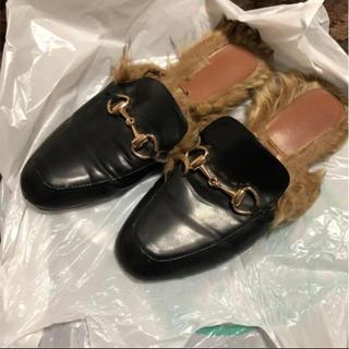 DONOBANバブーシュ♡ローファー♡マウジー、スライ、アングリッド、エモダ系(ローファー/革靴)