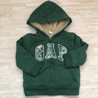 ギャップ(GAP)のbabyGAP パーカー 裏フリース 95(ジャケット/上着)