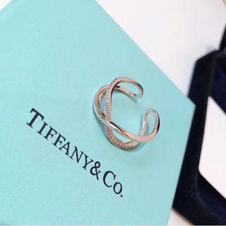 Tiffany & Co. - ティファニー インフィニティリング11号 美品