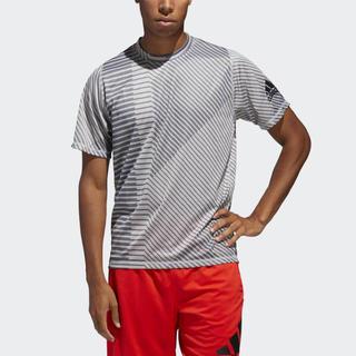 adidas - adidas ストレッチTシャツ●スポーツウェア