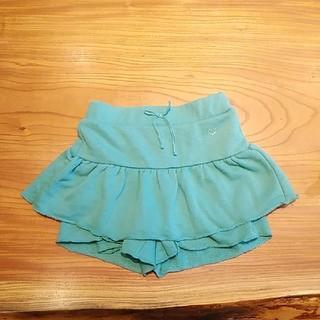 ジーユー(GU)のGU キュロットスカート 120cm(スカート)