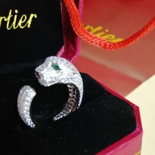 カルティエ(Cartier)の美品 Cartier カルティエ  リング (リング(指輪))