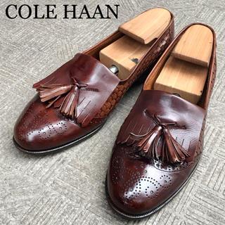 コールハーン(Cole Haan)の高級ライン【COLE HAAN】コールハーン ビジネスシューズ 革靴 ローファー(ドレス/ビジネス)