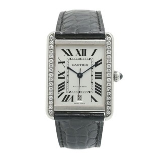 Cartier - カルティエカルティエ自動機械式時計