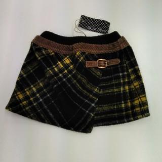 ラグマート(RAG MART)のRAGMART  暖か生地 スカート 80cm(スカート)