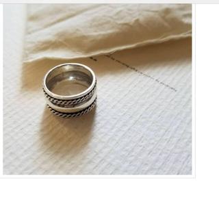 アリエス(aries)のariesmirage   ☆ Silver925 Craft Ring(リング(指輪))