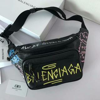 Balenciaga - バレンシアガ大人気 ウエストバッグ