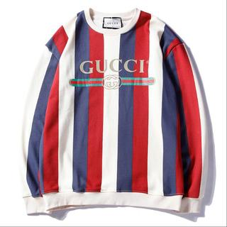 Gucci - 特売!男女兼用 グッチトレーナー 二枚8000円送料込み