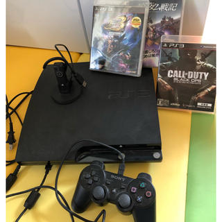 PlayStation3 - プレイステーション3 ソフト ワイヤレスヘッドセット付