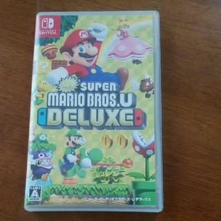 Nintendo Switch - スーパーマリオブラザーズUデラックス