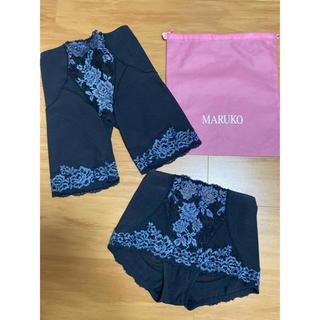 MARUKO - マルコ リュミエス ガードルセット M