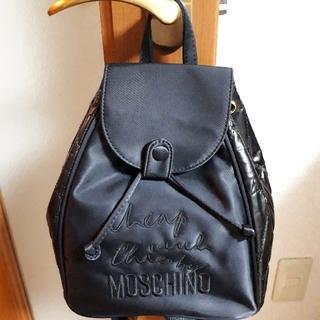 モスキーノ(MOSCHINO)のモスキーノ ミニリュック  美品 MOSCHINO(リュック/バックパック)