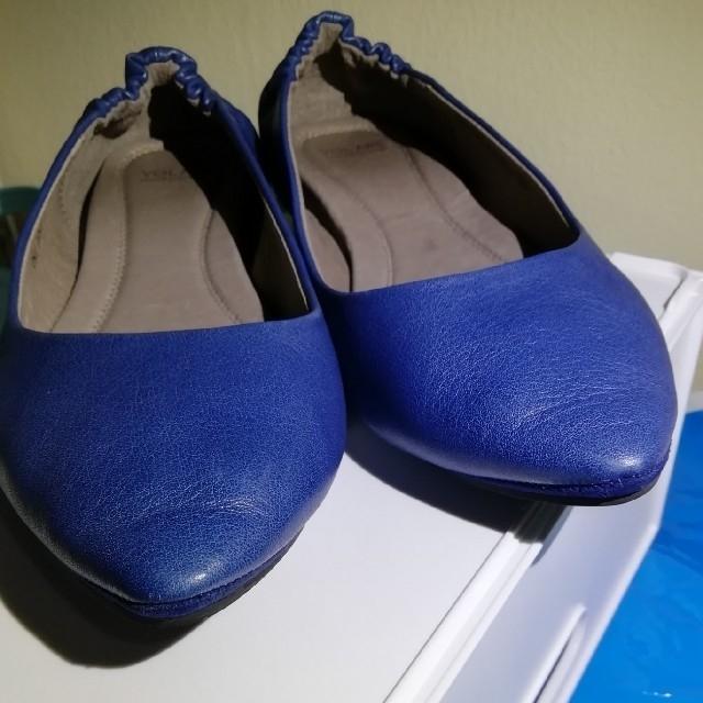 『限定品』volareのパンプス(ブルー) レディースの靴/シューズ(ハイヒール/パンプス)の商品写真