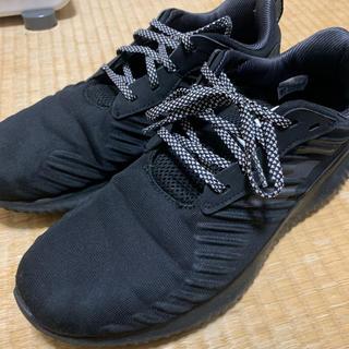 adidas - adidas ALPHA BOUNCEスニーカー 26.5