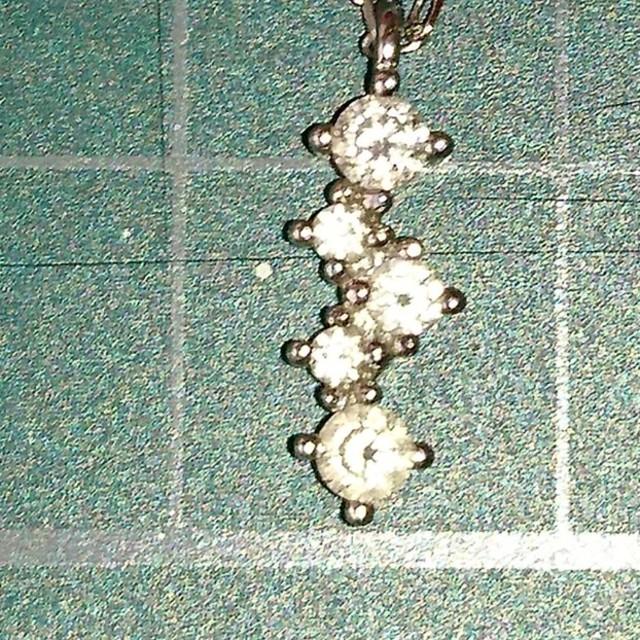 Vendome Aoyama(ヴァンドームアオヤマ)のヴァンドームアオヤマ ネックレス レディースのアクセサリー(ネックレス)の商品写真