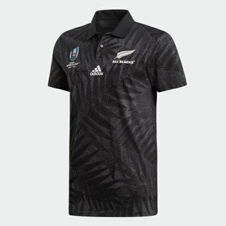 adidas - ニュージーランド代表 オールブラックスRWC2019サポータージャージ-サイズL