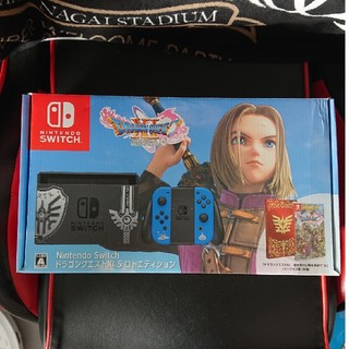 Nintendo Switch - ニンテンドースイッチ ドラゴンクエストⅩⅠ S ロトエディション ソフトなし