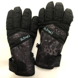 ダカイン(Dakine)のDAKINE グローブ 手袋 ブラック スノーボード(ウエア/装備)