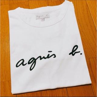 agnes b. - アニエスベー 白 Tシャツ