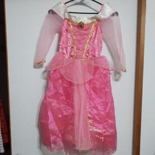 Disney - ハロウィン コスプレ ドレス オーロラ姫 120