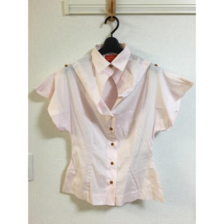 ヴィヴィアンウエストウッド(Vivienne Westwood)のヴィヴィアン vivienne レッドレーベル(Tシャツ(半袖/袖なし))