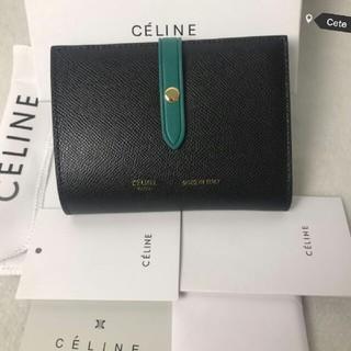 celine - celine 折り財布   新品未使用