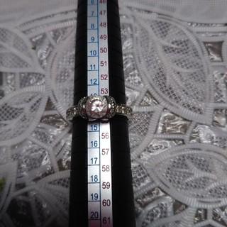 スワロフスキー(SWAROVSKI)のスワロフスキーリング14号(リング(指輪))