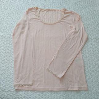 フランシュリッペ(franche lippee)のフランシュリッペりんご柄カットソー(Tシャツ(長袖/七分))