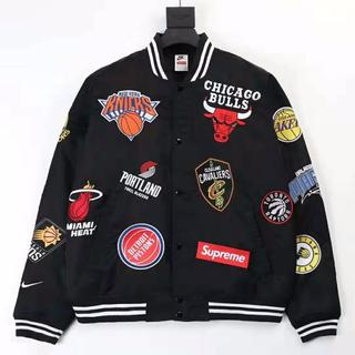 NIKE - supreme NBA NIKE Teams Warm up Jacket