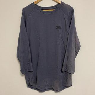 ステューシー(STUSSY)のステゥーシー stussy 七部丈(Tシャツ/カットソー(七分/長袖))