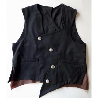 Yohji Yamamoto - sulvam 19AW crazy vest 新品未使用 タグ有り