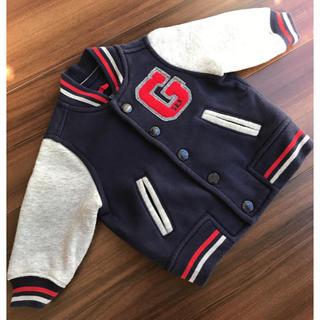 ベビーギャップ(babyGAP)のベビーギャップ パーカー 60cm 裏起毛 男女兼用(ジャケット/コート)
