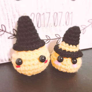 毛糸のジャコランタン (ぬいぐるみ)
