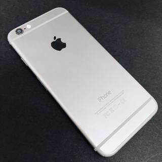 iPhone - 《SALE》iPhone6 128GB au スペースグレイ 本体のみ 判定○