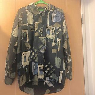 サンタモニカ(Santa Monica)の古着 vintageシャツ(シャツ/ブラウス(長袖/七分))