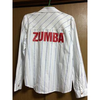 ズンバ(Zumba)のZumba Varsity Button Up(その他)