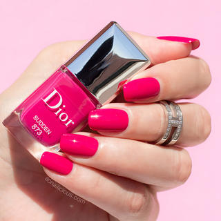 ディオール(Dior)の【限定品】Dior ディオール ネイル ヴェルニ 873(マニキュア)