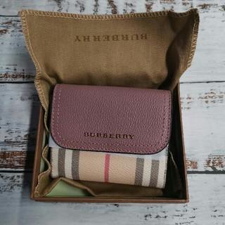 BURBERRY - ❤超人気商品❤   パーバリー Burberryショット財布
