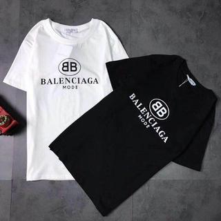 バレンシアガ(Balenciaga)の[2枚5000円送料込][BALENCIAGAバレンシアガ Tシャツ 半袖](Tシャツ(半袖/袖なし))