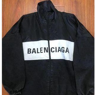 バレンシアガ(Balenciaga)のBalenciaga ジャケット(ナイロンジャケット)