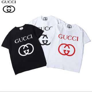 Gucci - [2枚5000円送料込][GUCCI グッチ Tシャツ 半袖]