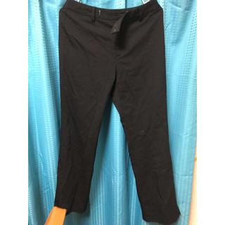 ミッシェルクラン(MICHEL KLEIN)のMICHEL KLEIN ブラック パンツ(スーツ)