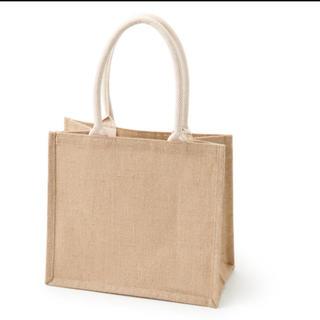 MUJI (無印良品) - 無印良品 マイジュートバッグ