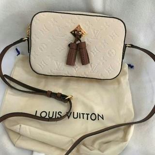 LOUIS VUITTON - ☆ルイヴィトン  サントンジュ ショルダーバッグ カバン美品