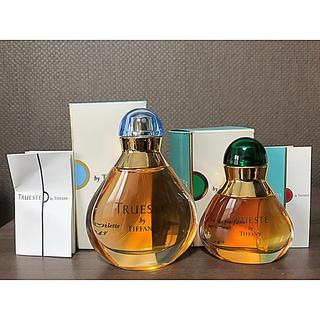 ティファニー(Tiffany & Co.)のTIFFANY  トゥルーエスト オードトワレ 50ml 30ml  2点セット(香水(女性用))