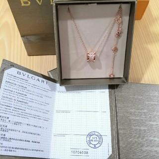 BVLGARI - 素敵★ ブルガリ ネックレス 本物 ダイヤ