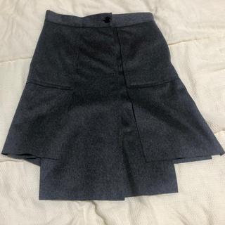 ヴィヴィアンウエストウッド(Vivienne Westwood)のヴィヴィアンウエストウッド インポート スカート(ひざ丈スカート)